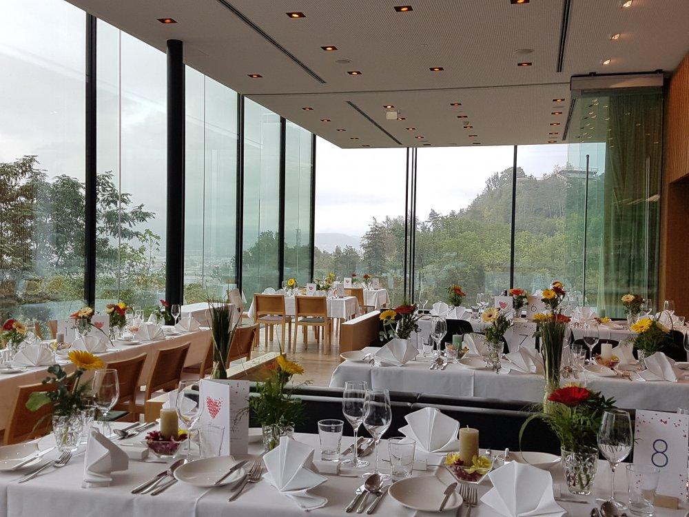 Ski Jump Innsbruck Bergisel Wedding Table