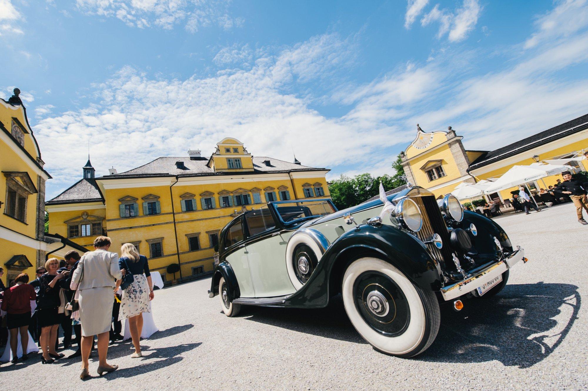 Destination Wedding Austria - Hochzeitsplaner Oesterreich