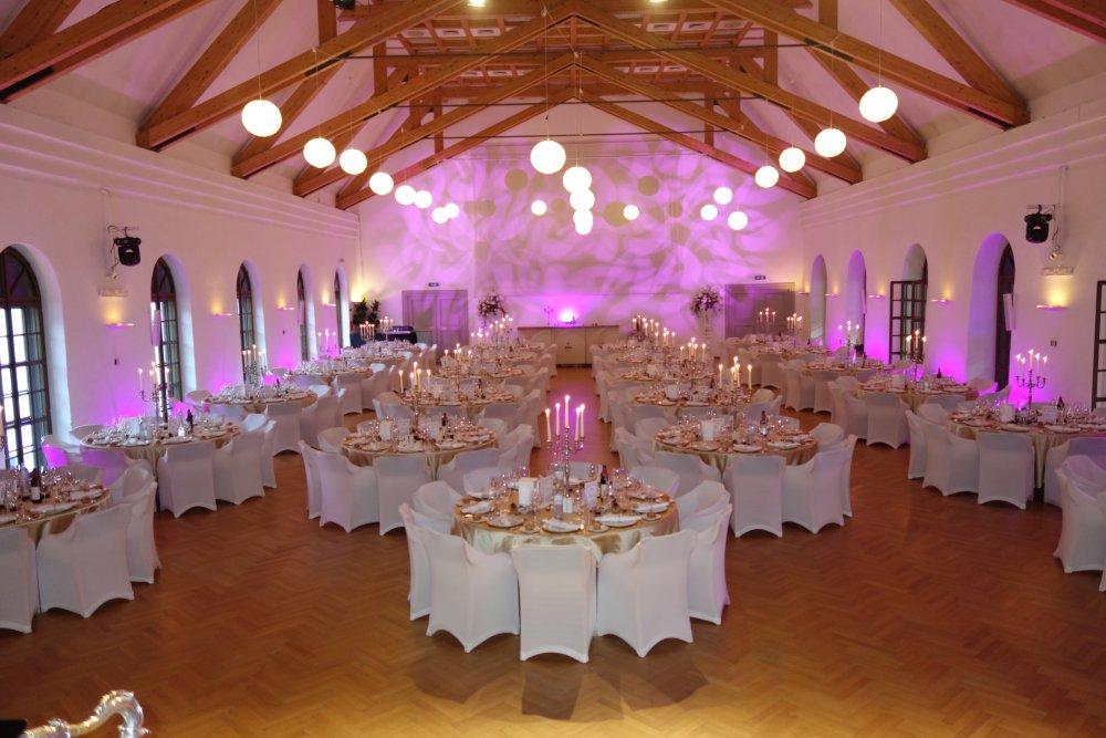 Salzkammergut Wedding Schlosshotel Mondsee Festsaal