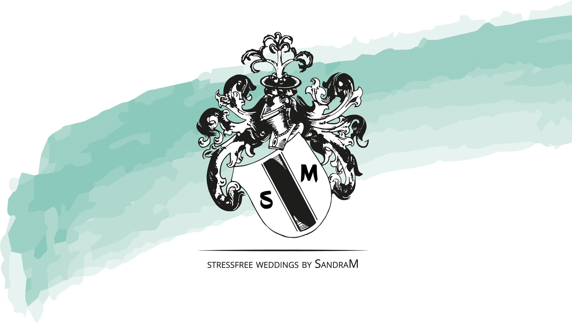 Stressfree Weddings by SandraM Logo