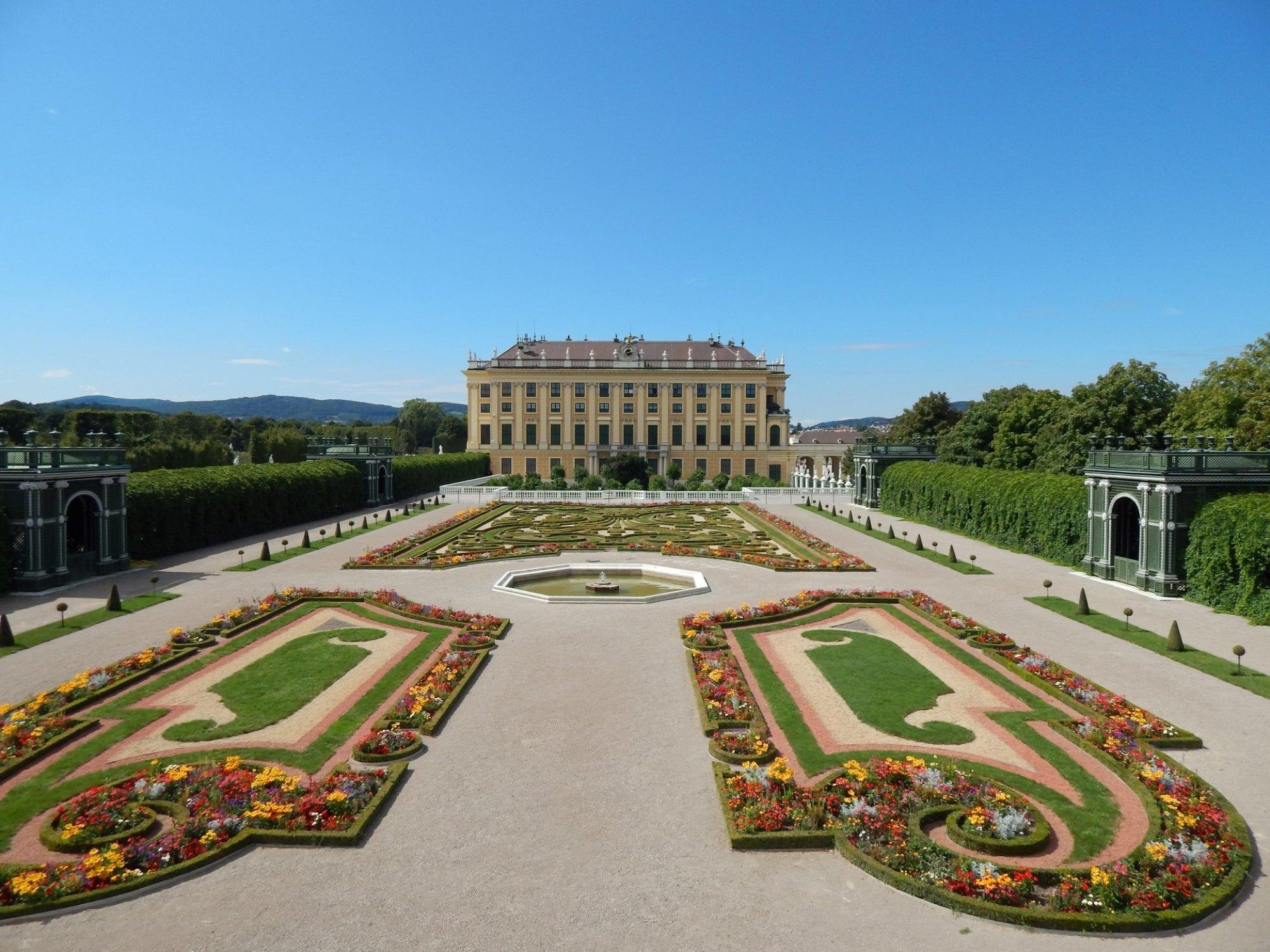 Wedding Venues Austria Vienna Schoenbrunn